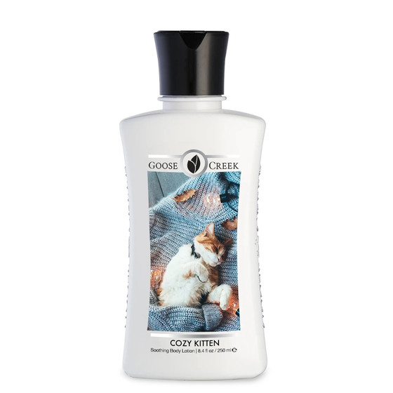 Goose Creek Candle® Cozy Kitten Bodylotion 250ml