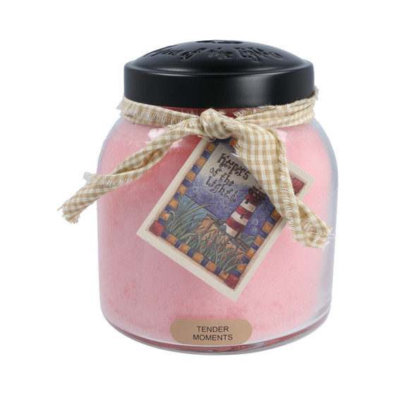 Cheerful Candle Tender Moments 2-Docht-Kerze Papa Jar 963g