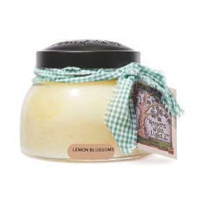 Cheerful Candle Lemon Blossoms 2-Docht-Kerze Mama Jar 623g