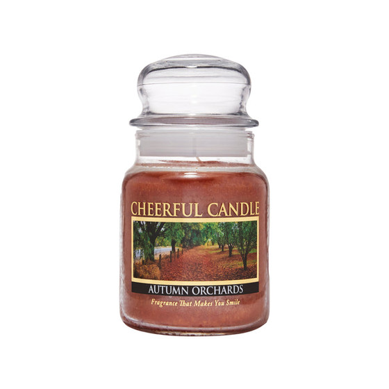 Cheerful Candle Autumn Orchards 1-Docht-Kerze 170g