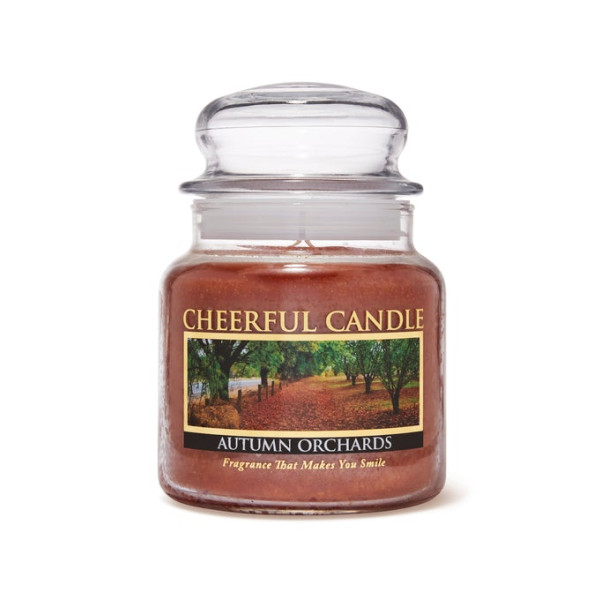 Cheerful Candle Autumn Orchards 2-Docht-Kerze 453g