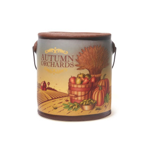 Cheerful Candle Autumn Orchards Farm Fresh 566g