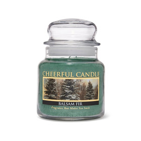Cheerful Candle Balsam Fir 2-Docht-Kerze 453g
