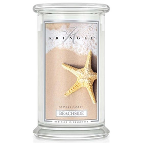 Kringle Candle® Beachside 2-Docht-Kerze 623g