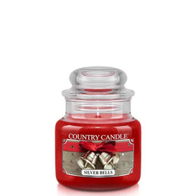 Country Candle™ Silver Bells 1-Docht-Kerze 104g
