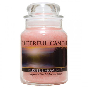 Cheerful Candle Blissful Moments 1-Docht-Kerze 170g