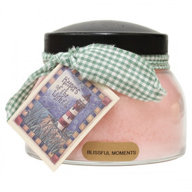 Cheerful Candle Blissful Moments 2-Docht-Kerze Mama Jar 623g
