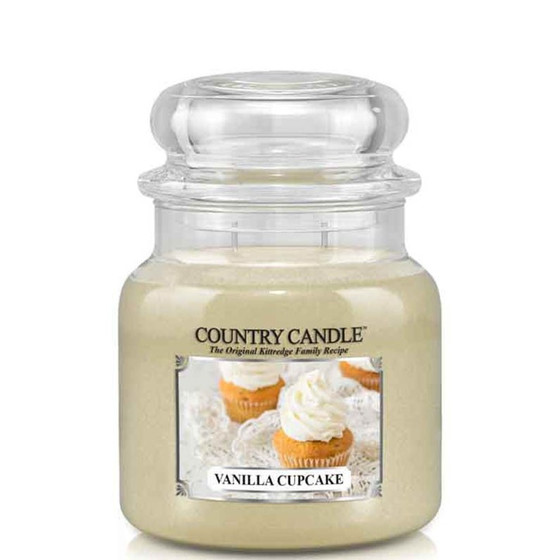 Country Candle™ Vanilla Cupcake 2-Docht-Kerze 453g