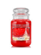 Country Candle™ Stardust 2-Docht-Kerze 652g