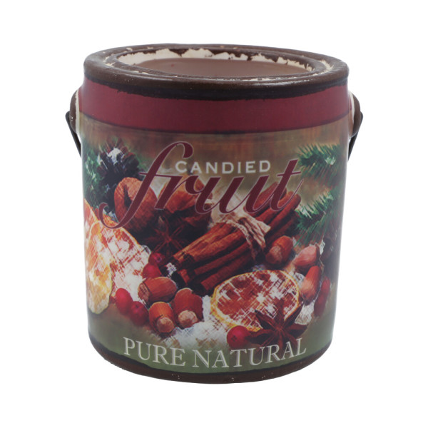 Cheerful Candle Candied Fruit Farm Fresh 566g
