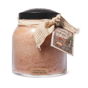 Cheerful Candle Caramelized Creme Brulee 2-Docht-Kerze Papa Jar 963g