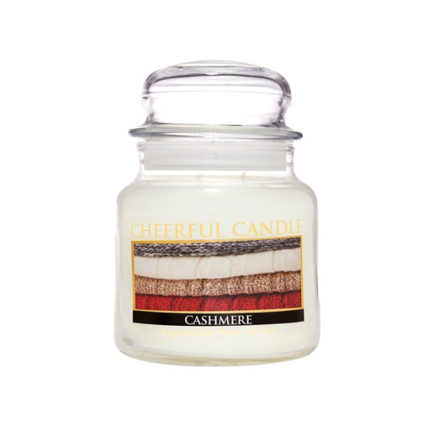 Cheerful Candle Cashmere 2-Docht-Kerze 453g