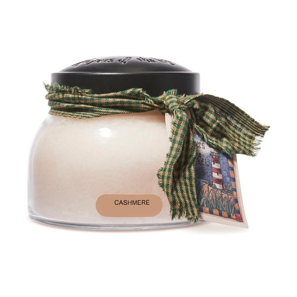 Cheerful Candle Cashmere 2-Docht-Kerze Mama Jar 623g