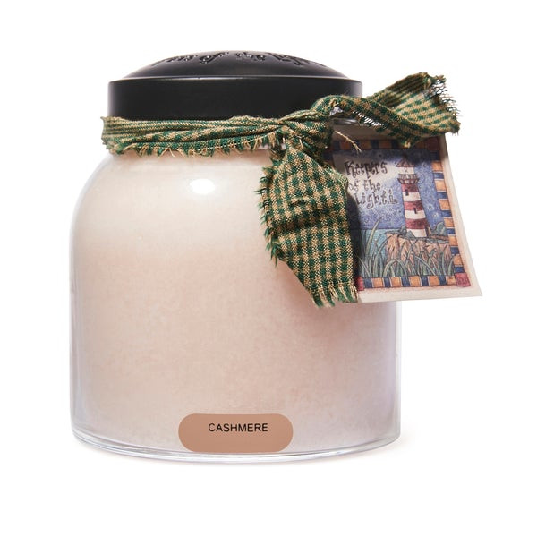 Cheerful Candle Cashmere 2-Docht-Kerze Papa Jar 963g