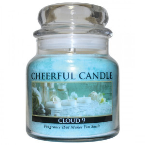 Cheerful Candle Cloud 9 2-Docht-Kerze 453g
