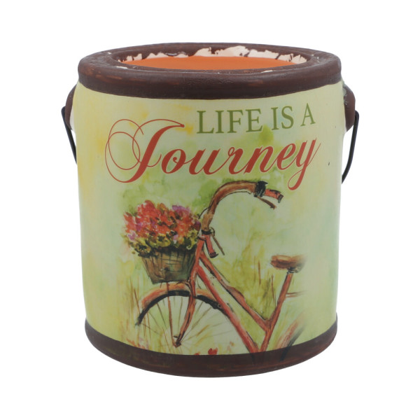 Cheerful Candle Country Wildflowers Farm Fresh 566g