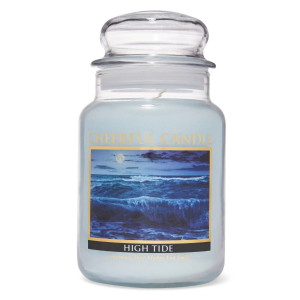 Cheerful Candle High Tide 2-Docht-Kerze 680g