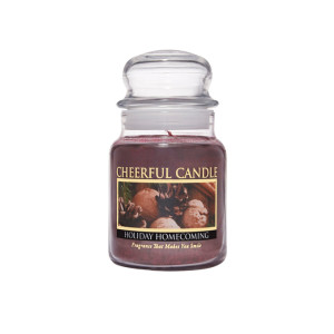 Cheerful Candle Holiday Homecoming 1-Docht-Kerze 170g
