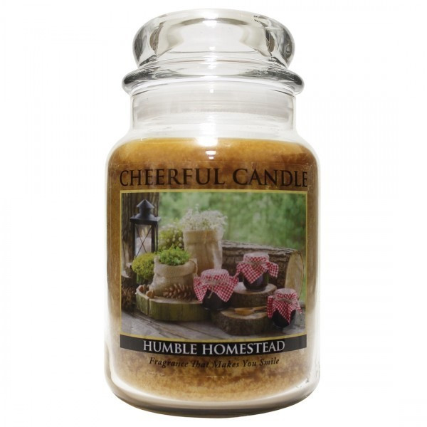 Cheerful Candle Humble Homestead 2-Docht-Kerze 680g