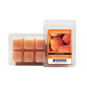 Cheerful Candle Juicy Peach Wachsmelt 68g