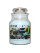 Cheerful Candle Just Relax 1-Docht-Kerze 170g