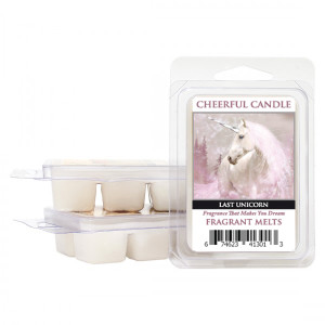 Cheerful Candle Last Unicorn Wachsmelt 68g Limited Edition
