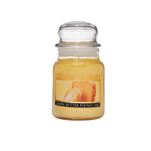 Cheerful Candle Lemon Butter Pound Cake 1-Docht-Kerze 170g