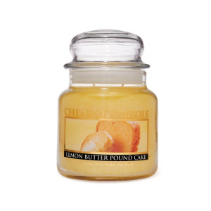Cheerful Candle Lemon Butter Pound Cake 2-Docht-Kerze 453g