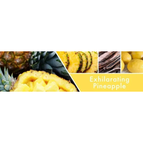 Goose Creek Candle® Exhilarating Pineapple Wachsmelt 59g