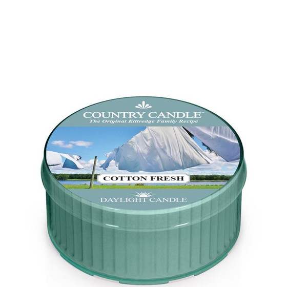 Country Candle™ Cotton Fresh Daylight 35g