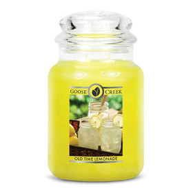 Goose Creek Candle® Old Time Lemonade 2-Docht-Kerze 680g