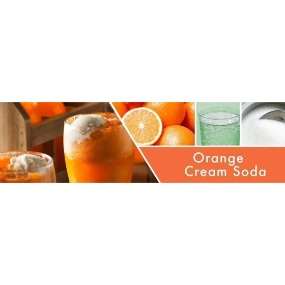 Goose Creek Candle® Orange Cream Soda 2-Docht-Kerze 680g