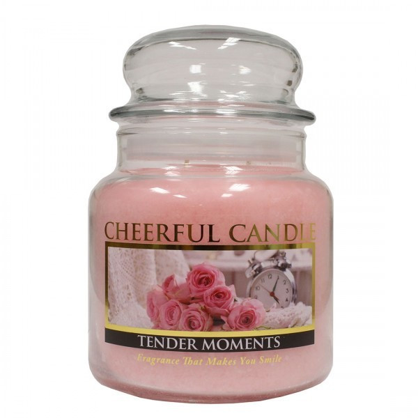 Cheerful Candle Tender Moments 2-Docht-Kerze 453g