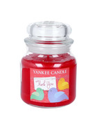 Yankee Candle® Thank You Mittleres Glas 411g