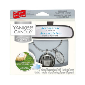 Yankee Candle® Charming Scents Linear Starter Set 4-teilig Clean Cotton