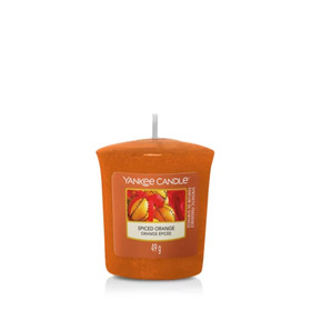Yankee Candle® Spiced Orange Votivkerze 49g