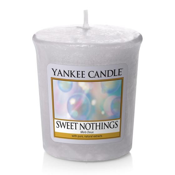 Yankee Candle® Sweet Nothings Votivkerze 49g