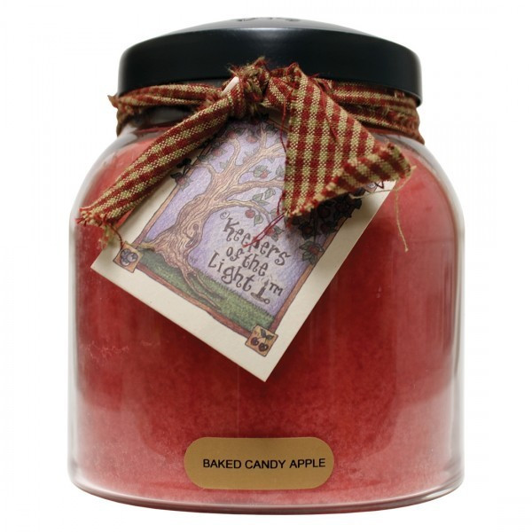 Cheerful Candle Baked Candy Apple 2-Docht-Kerze Papa Jar 963g