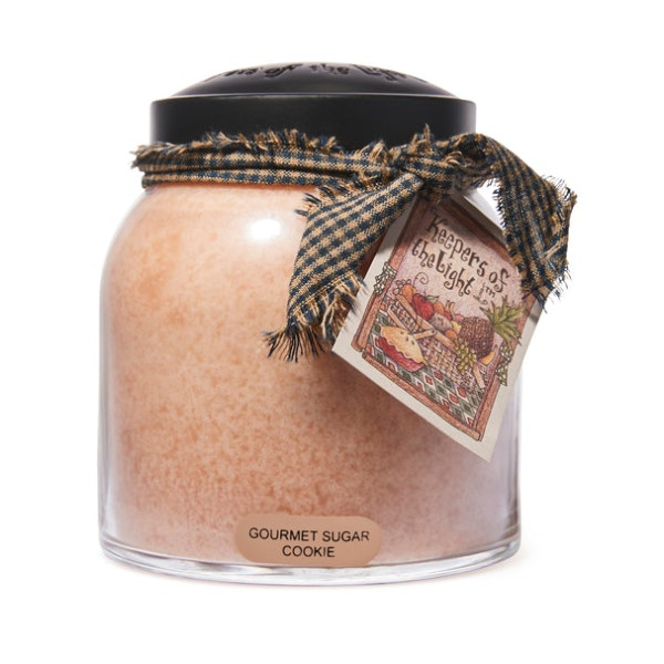 Cheerful Candle Gourmet Sugar Cookie 2-Docht-Kerze Papa Jar 963g
