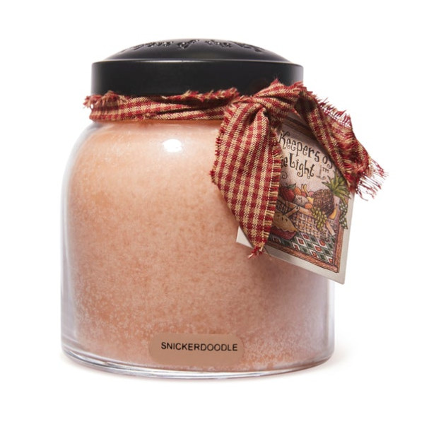 Cheerful Candle Snickerdoodle 2-Docht-Kerze Papa Jar 963g