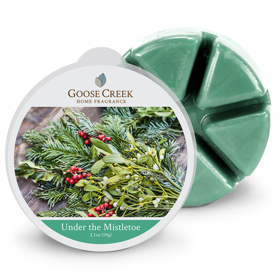 Goose Creek Candle® Under the Mistletoe Wachsmelt 59g