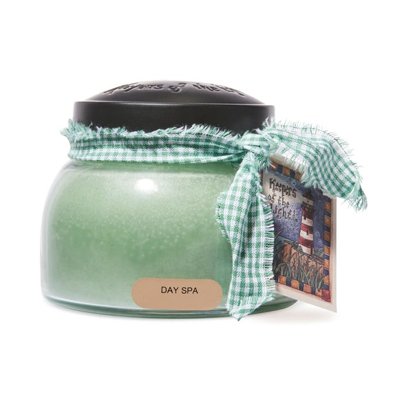 Cheerful Candle Day Spa 2-Docht-Kerze Mama Jar 623g