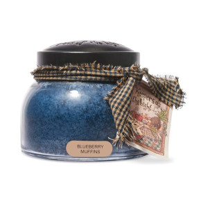 Cheerful Candle Blueberry Muffins 2-Docht-Kerze Mama Jar 623g