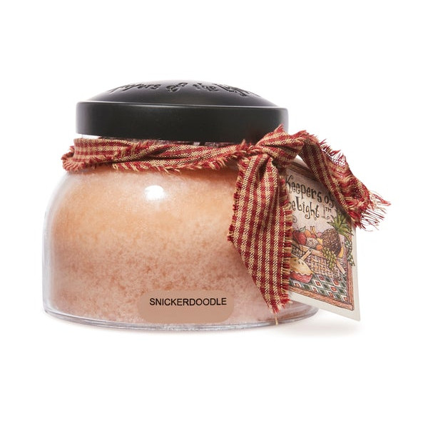Cheerful Candle Snickerdoodle 2-Docht-Kerze Mama Jar 623g