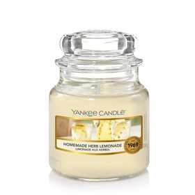 Yankee Candle® Homemade Herb Lemonade Kleines Glas 104g