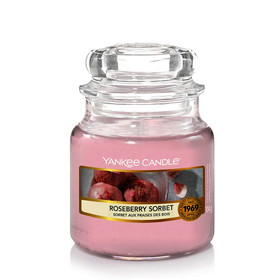 Yankee Candle® Roseberry Sorbet Kleines Glas 104g