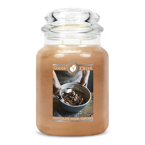 Goose Creek Candle® Chocolate Angel Cupcake 2-Docht-Kerze 680g
