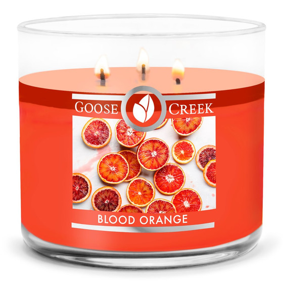 Goose Creek Candle® Blood Orange 3-Docht-Kerze 411g