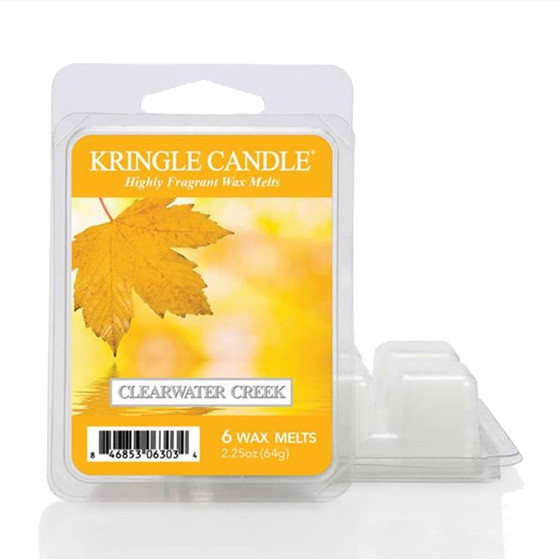 Kringle Candle® Clearwater Creek Wachsmelt 64g