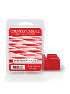 Country Candle™ Peppermint Twist Wachsmelt 64g